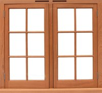 Window Frames at Rs 85 /feet | Door And Window Frames ...