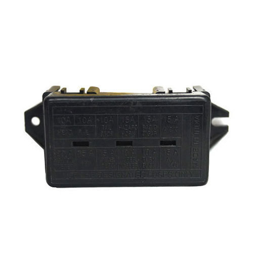 JCB Fuse Box Technica Spares Manufacturer in Kashmere Gate, New