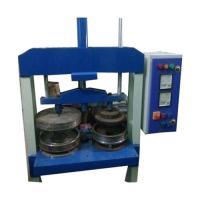 Paper Plate Making Machine - Hydraulic Paper Plate Machine ...