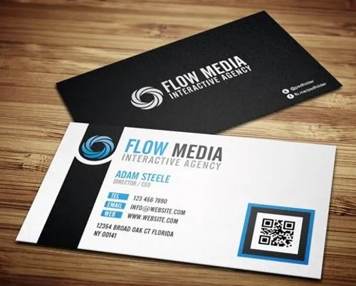 Corporate Front  Back Business Card at Rs 720 /cards बिजनेस