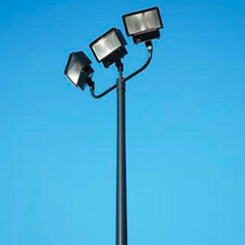 Mild Steel Outdoor Light Pole Rs 5500 Piece Hd Square - Outdoor Light On Pole
