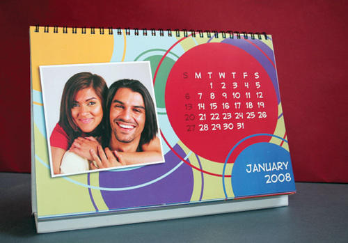 Personalized Calendars at Rs 45 /piece Hasanpura Jaipur ID