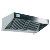 Commercial Kitchen Exhaust Hood, Kitchen Exhaust Hood
