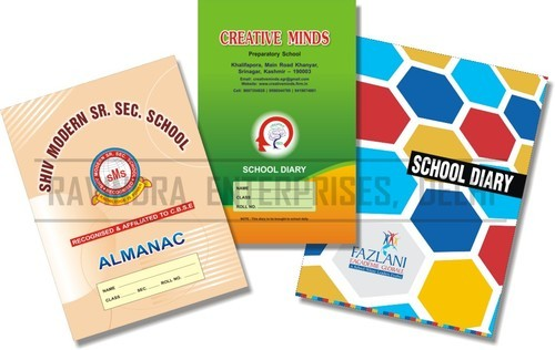 Print School Diary at Rs 20 /unit School Diaries ID 14590039912 - diary design