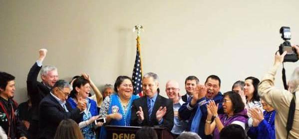 Alaska Native Language Bill Becomes Law