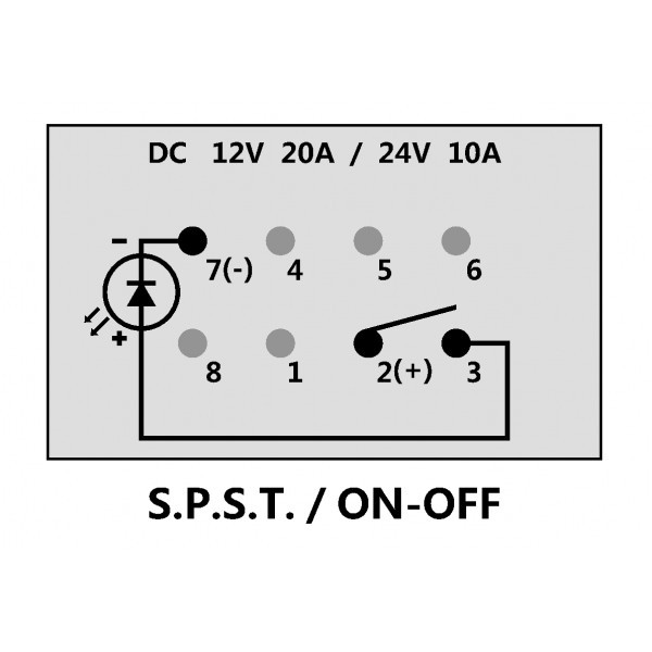 Lighted Momentary Switch Wiring Diagram Electrical Circuit