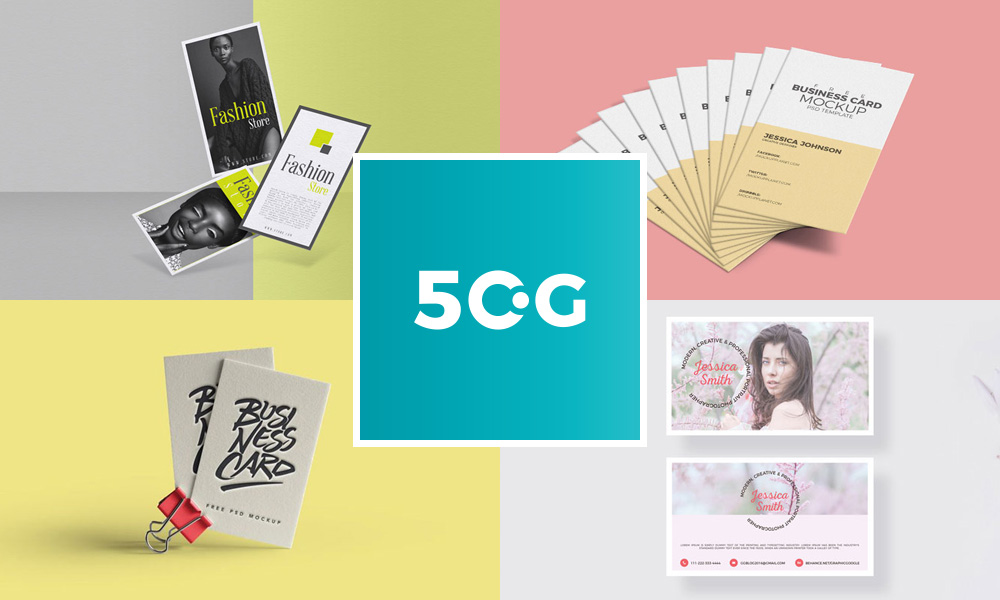 50 Extremely Professional Free Business Card Mockups For 2018
