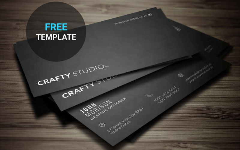 50 Free World Best Creative Business Card Design Templates