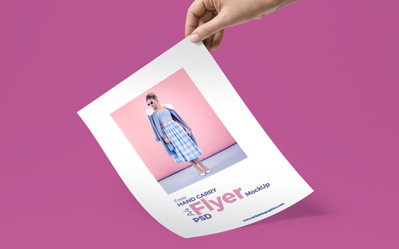 50 Flyers Free PSD Mockup Templates For Creative Designers - design a flyer free
