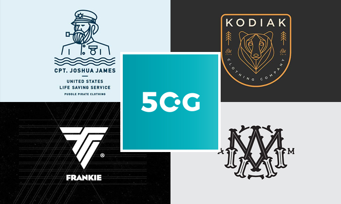 50 Remarkable  Creative Clothing Logo Designs For Inspiration