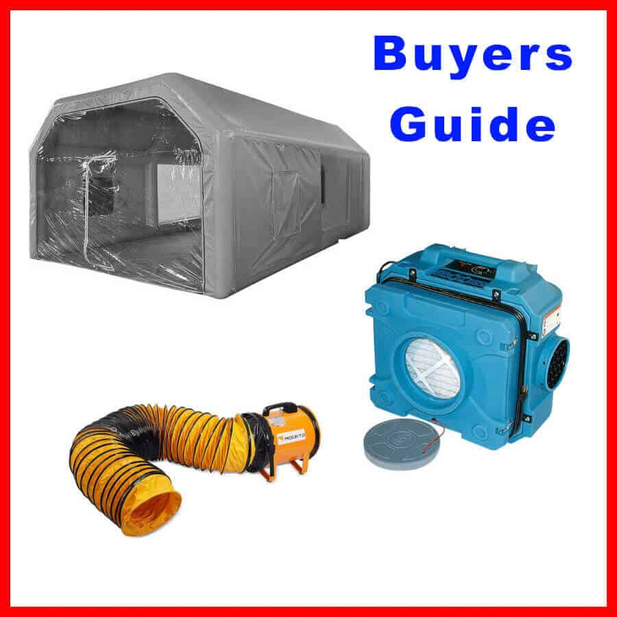 Paint Spray Booth 2020 Buying Guide For Beginners