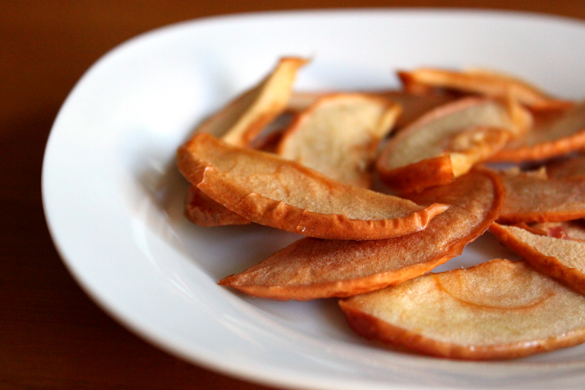 Gedroogde Appels Dried Apple Chips An Easy Fall Treat 52 Kitchen Adventures