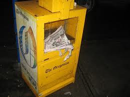 Oregonian box