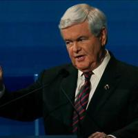 Newt Smacks Down 'Gotcha' Question By Debate Moderator - Dems, Media Cry 'Racist' On Cue