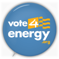 "This Election, ""Vote 4 Energy"""