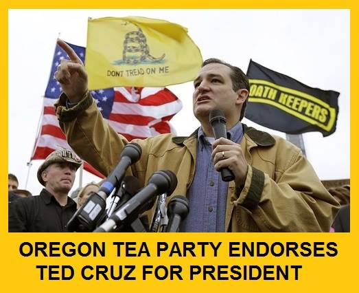 ANALYSIS: Oregon Tea Party Makes Presidential Endorsement