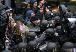 Pepper Spray Girl exposed as antagonizer of the police at Occupy Portland – will the Oregonian notice?