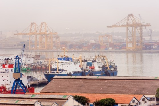 Senegal's navy acting on orders of Greenpeace?