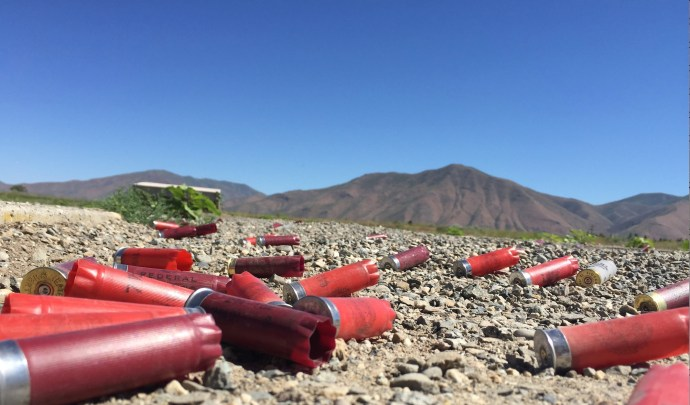 ammo and mountains