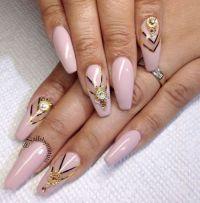 baby pink nails   Tumblr