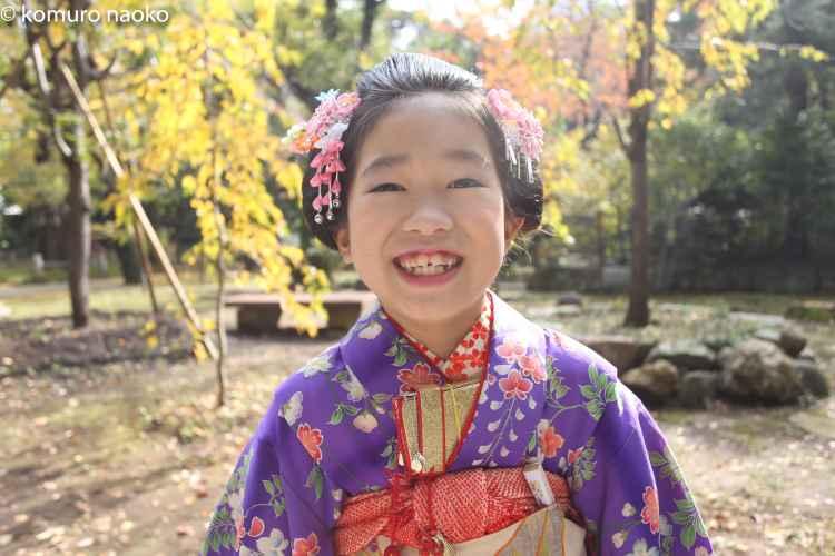 赤坂神社7歳出張撮影