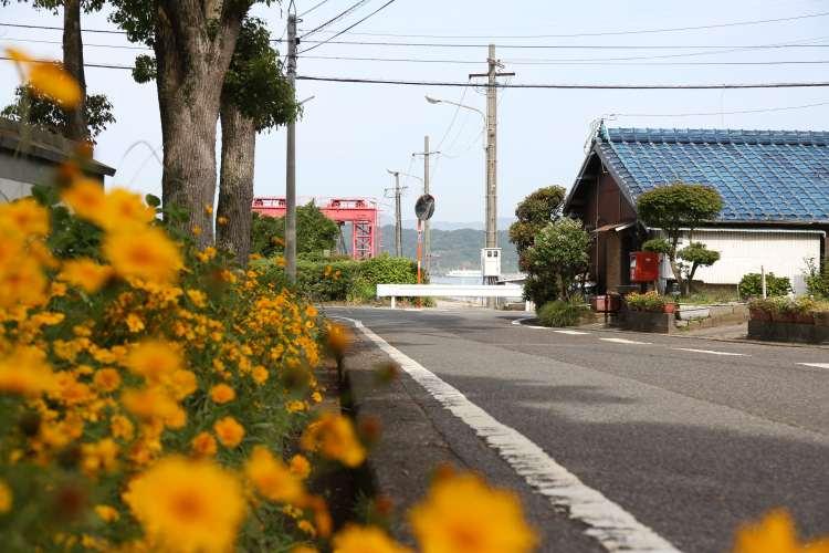 興居島の風景