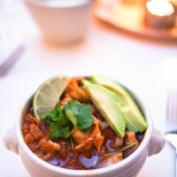 Crock Pot Chipotle kycklingsoppa