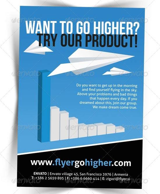 Top Corporate / Business Flyer Templates - 56pixels