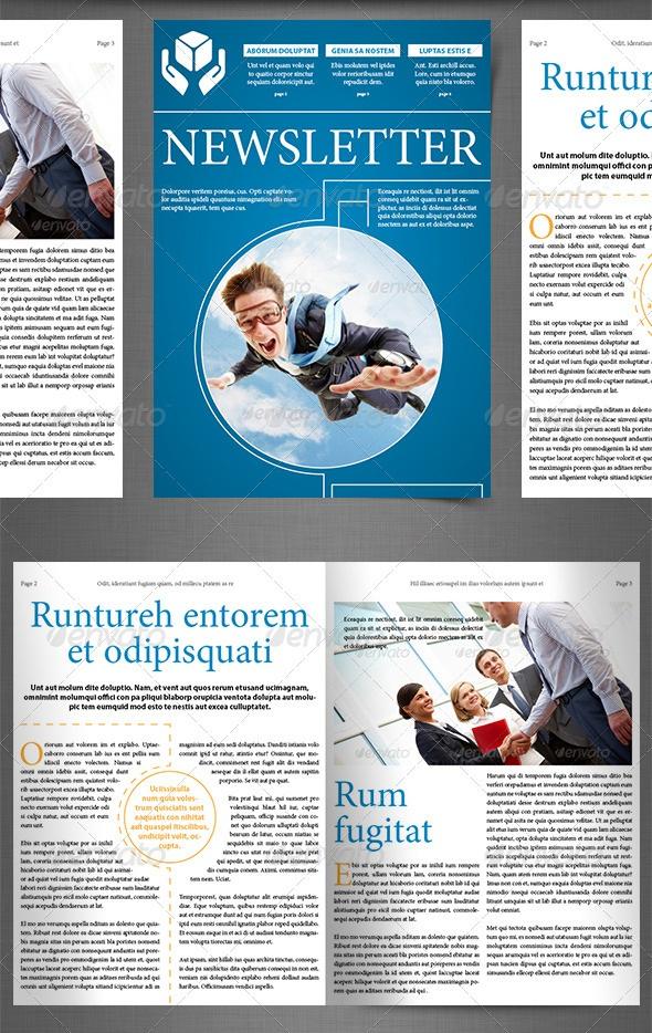 Best Newsletter Design for Print 56pixels