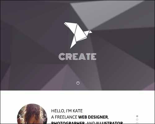 Free and Premium Responsive Adobe Muse Templates 56pixels