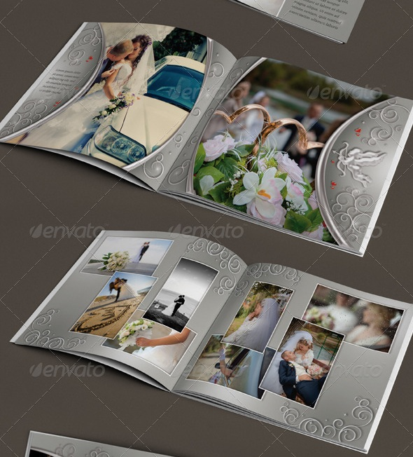 55+ Best Photo Album Templates 56pixels