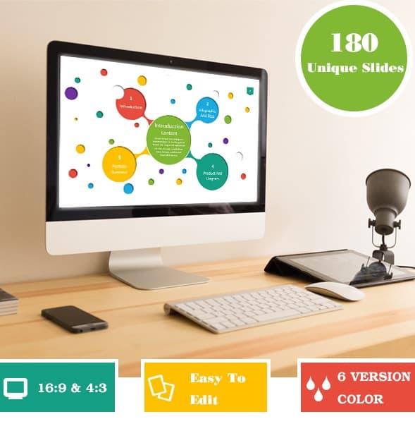 Free and Premium Google Slide Templates 56pixels