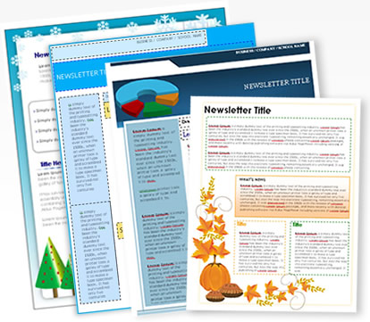 Free Printable Newsletters newsletter templatesemail - company newsletter template free
