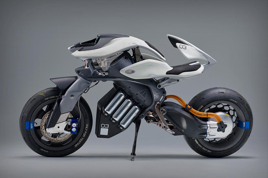 3d Yamaha Motorcycle Wallpaper 雅马哈motoroid概念摩托车:可以跟骑行者交互 搜狐科技 搜狐网