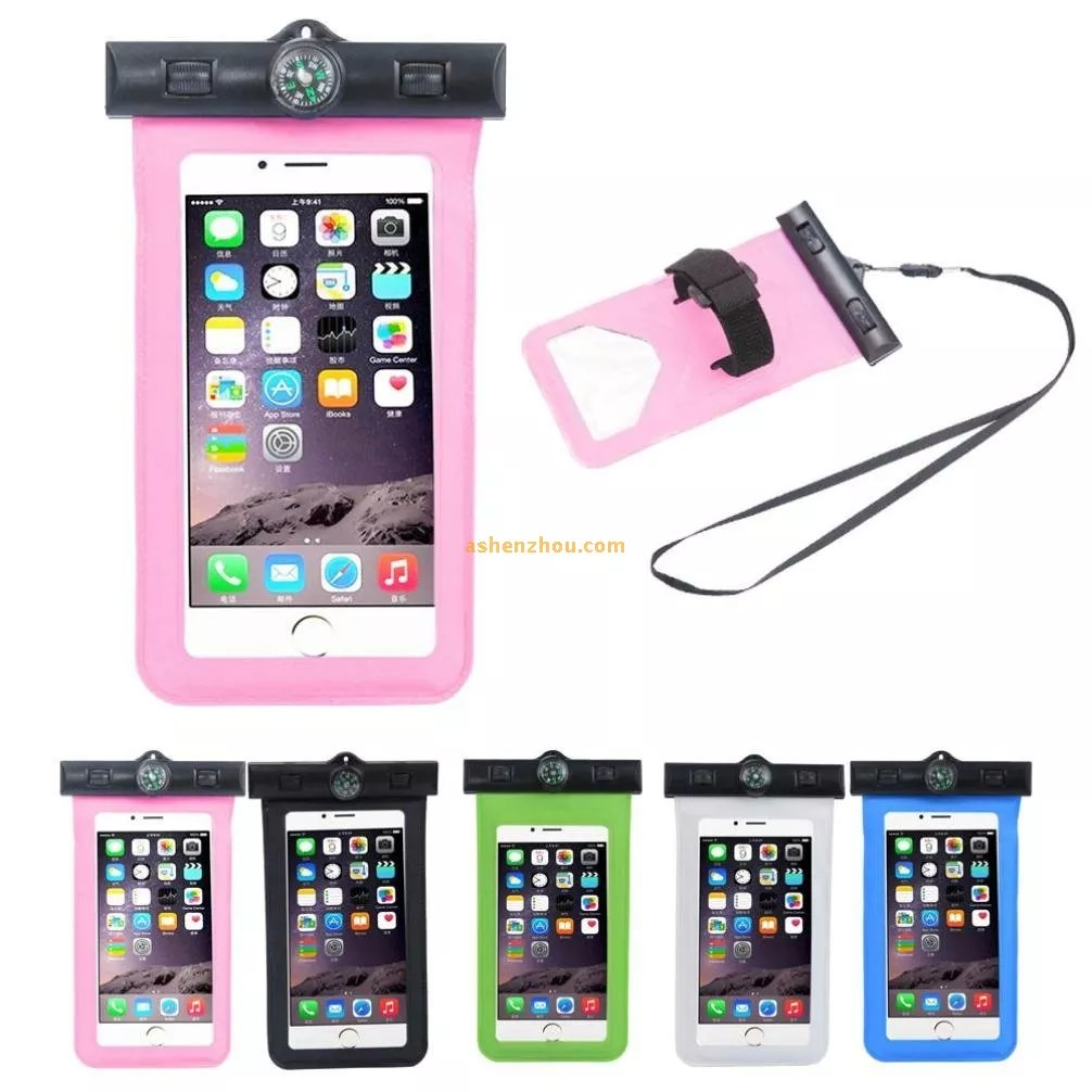 Phone Accessory 5 5 Inch Universal Mobile Phone Accessory Pvc Case Best Waterproof