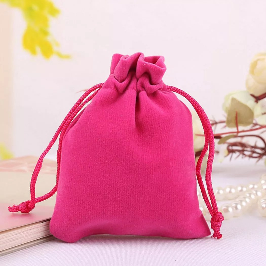 Wholesale Velvet Jewelry Pouches Shenzhou Factory Wholesale Recycled Satin Jewelry Bulk