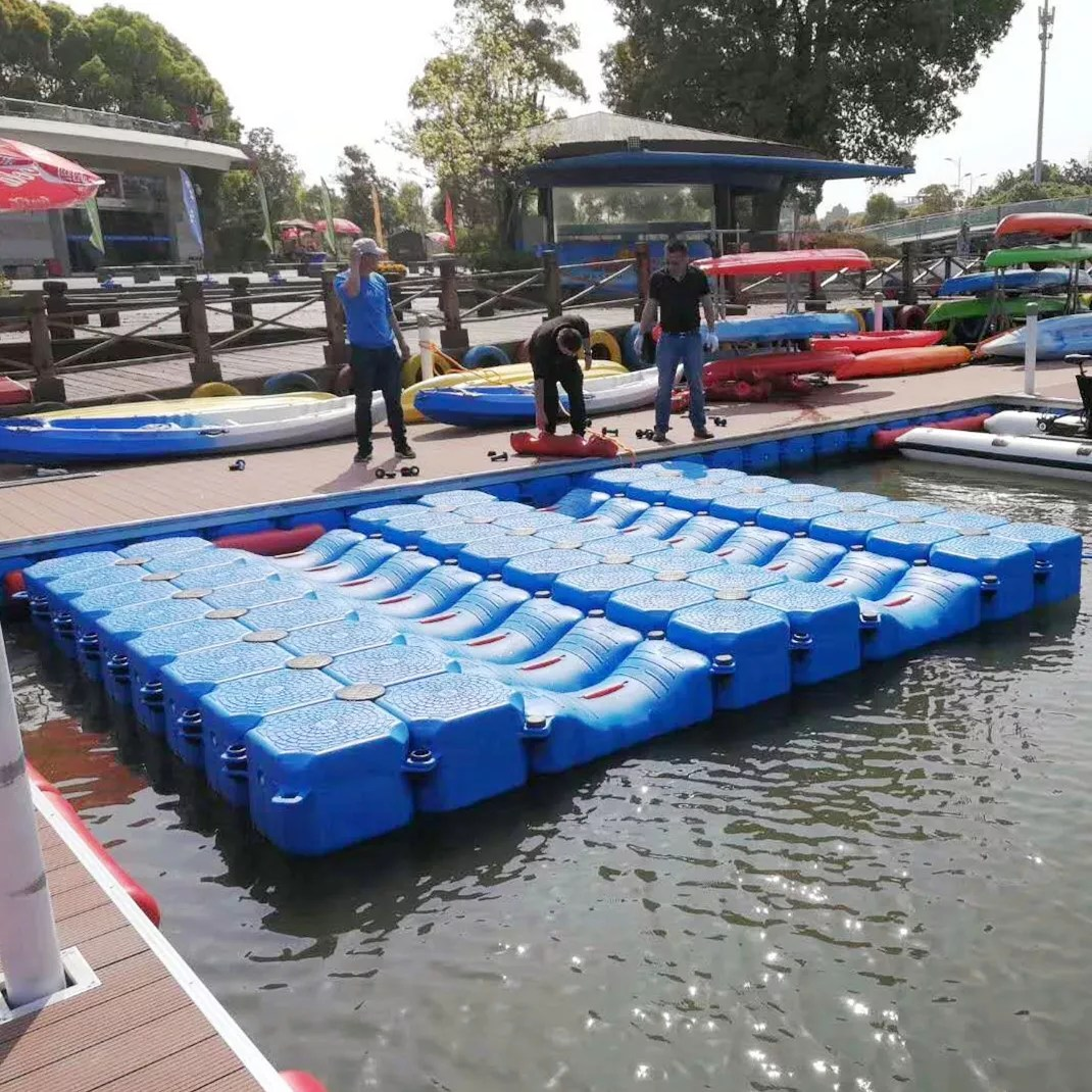 Dock Floats For Sale Modular Plastic Floating Dock Jet Buy Product On Changzhou