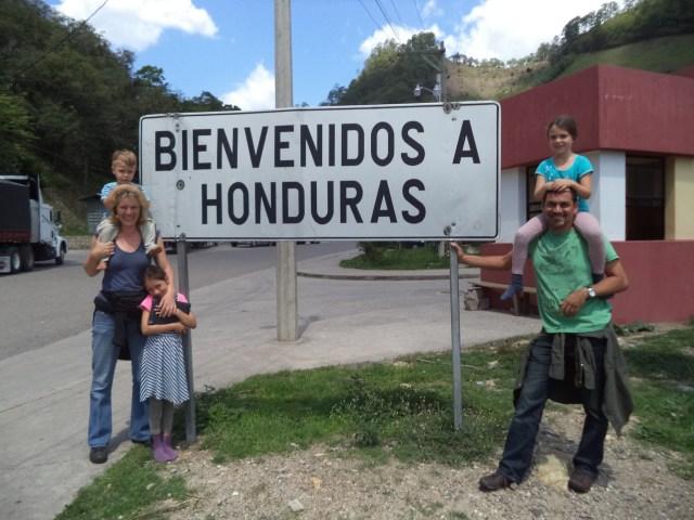 Honduras border, 5onthego