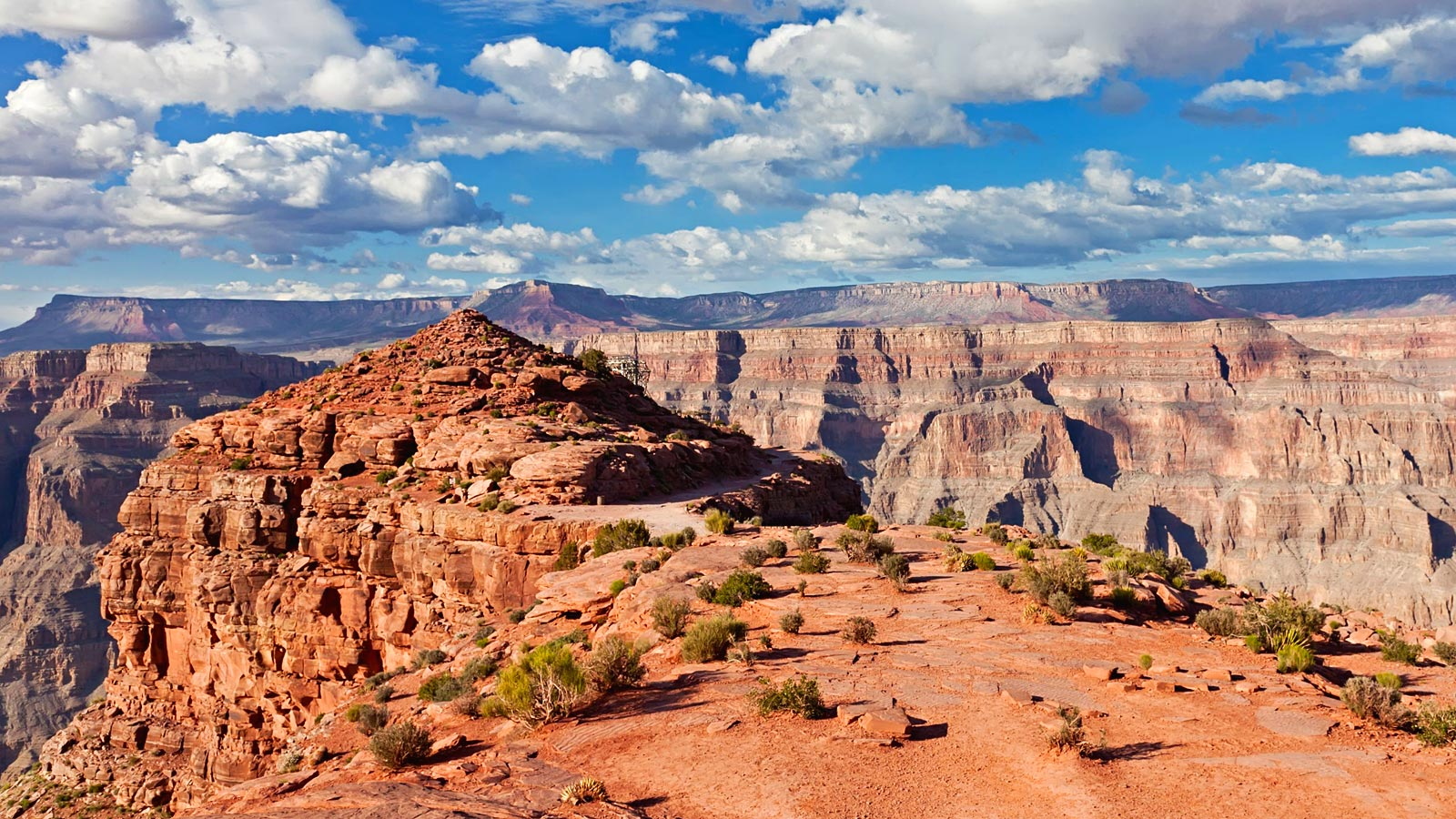 Grand Grand Canyon West Rim Indian Adventure Helicopter Tour