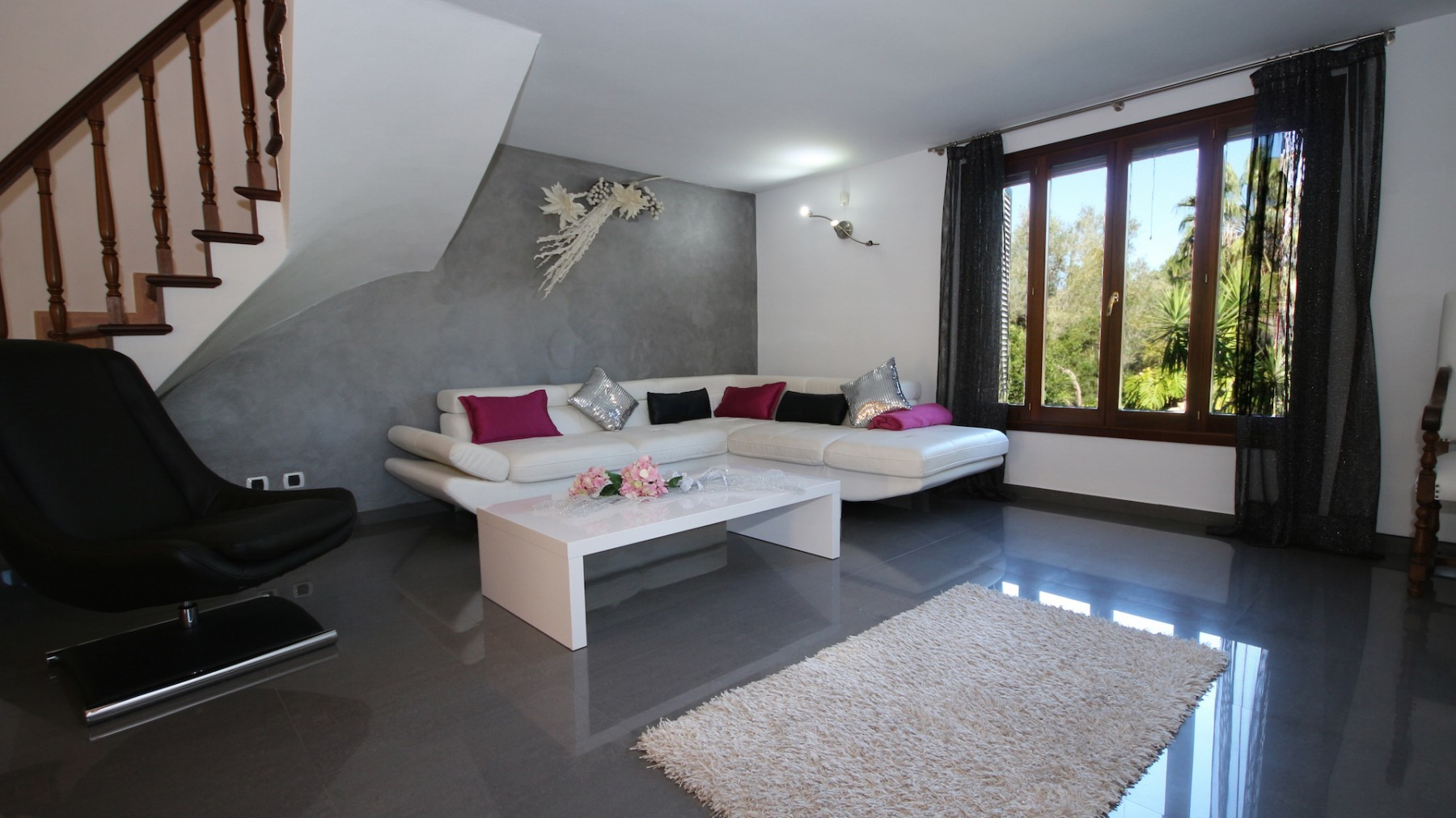 Living Style Couchtisch Aldi Villa With Pool For 8 People In Muro, Mallorca