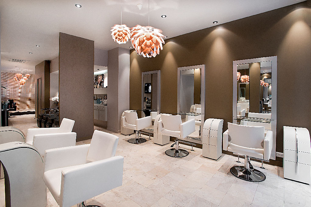 Salon De Coiffure à Nantes 5th Avenue By Coiffeur Studio - Salon De Beauté Nantes