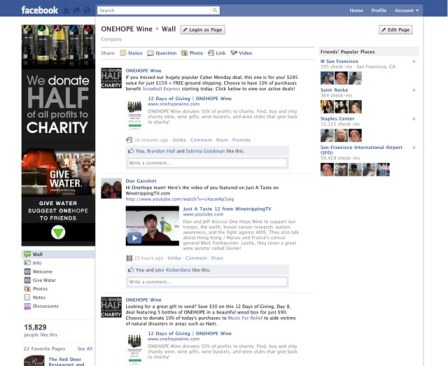 Facebook-page-redesign