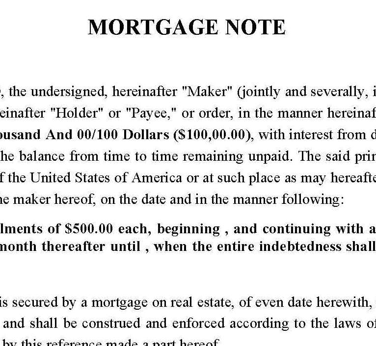 Show me the note\u201d becomes sanctionable, after being shown the note - mortgage note