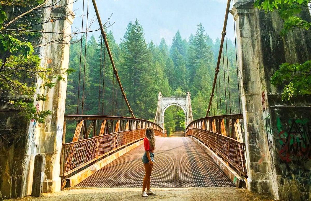 The Most Photogenic Suspension Bridges To Explore In Bc