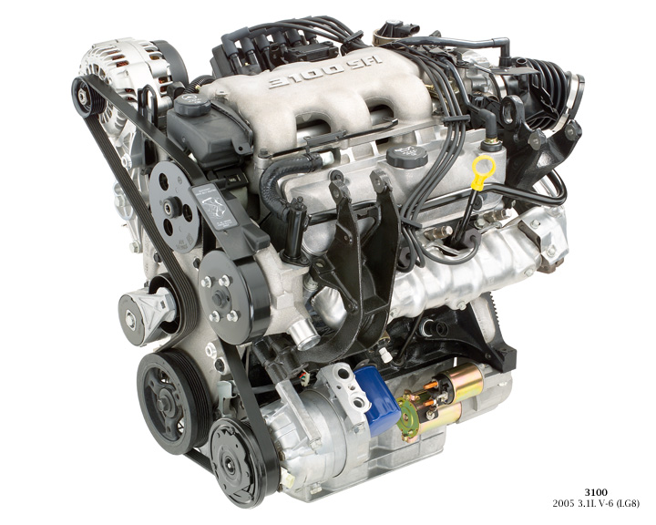 gm 3100 sfi engine diagram