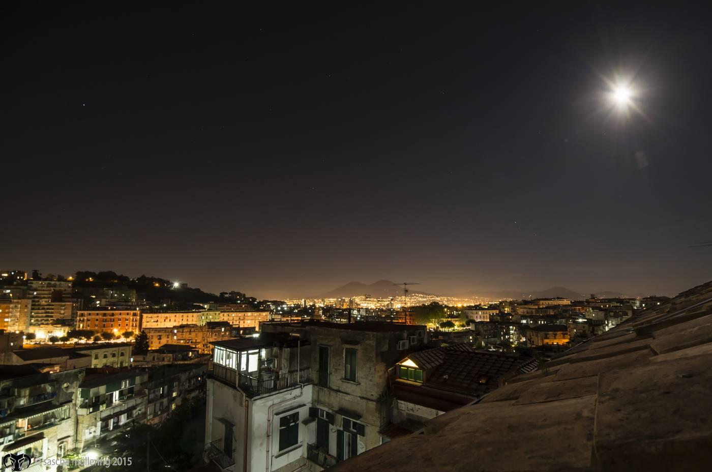 Napoli – pearl of Campania