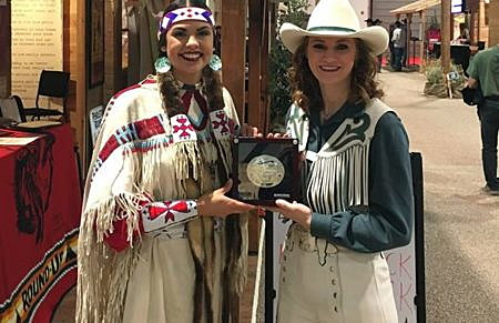 Courtesy: Pendleton Round-Up