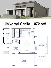Small House Plans | 61custom | Contemporary & Modern House ...