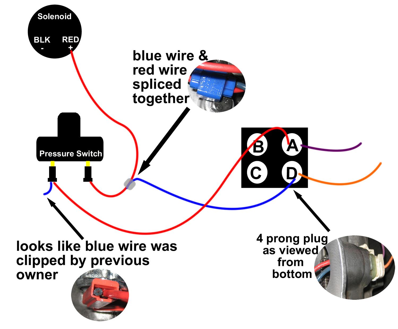 700r4 plug wiring diagram