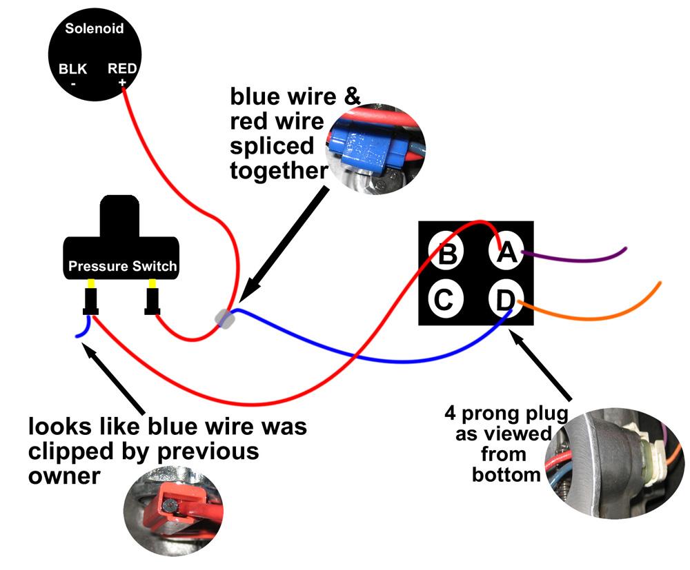 700r4 trans wiring diagram